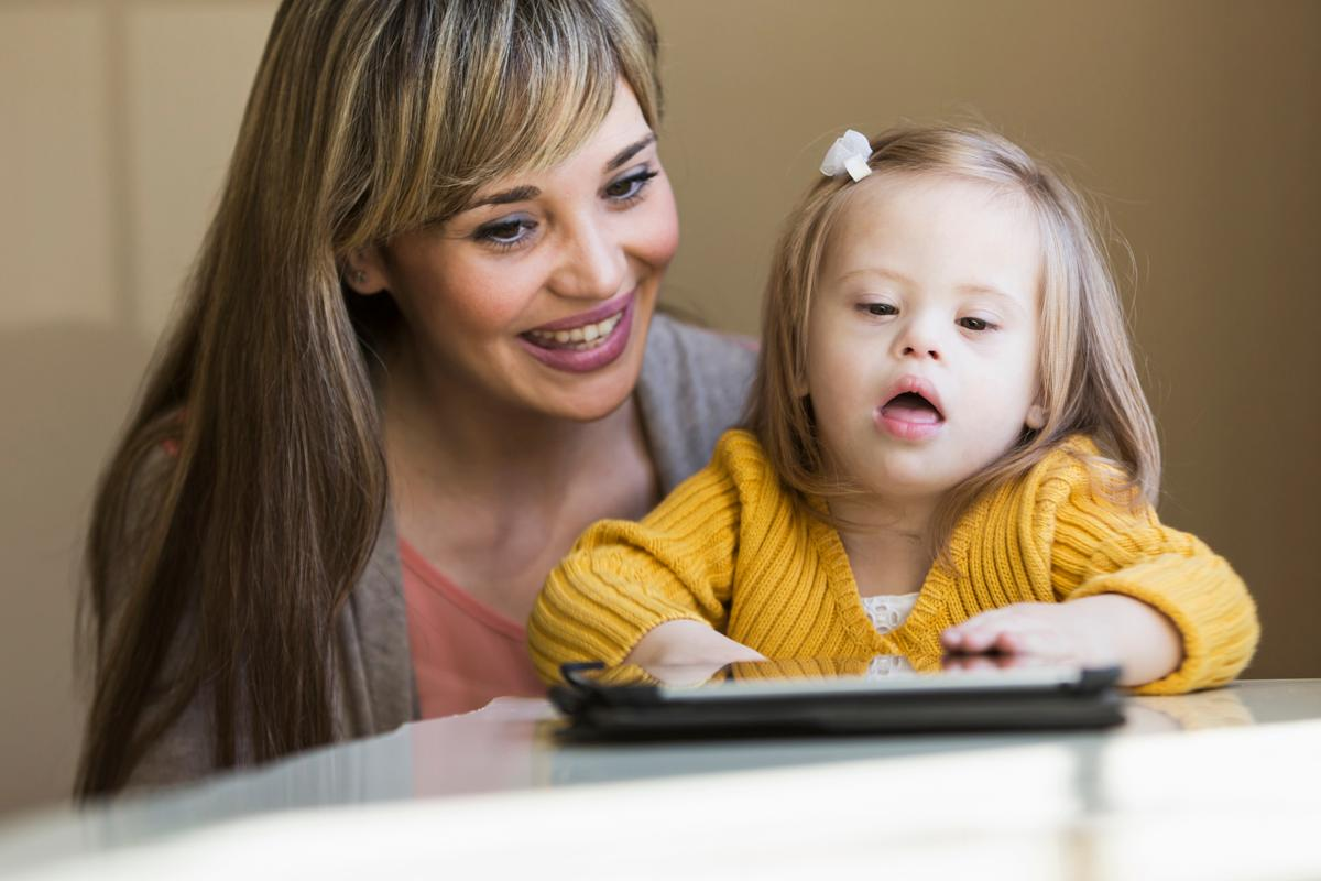 Child Care and Special Needs Nannybled-child