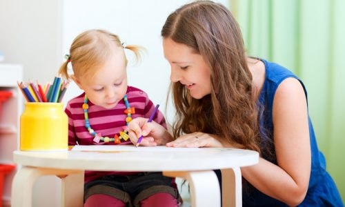 Arts & Crafts (Learning through Play for Babies & Preschoolers)