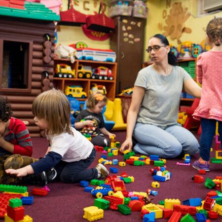 Early Childhood Development & Teachers Assistant Training Course
